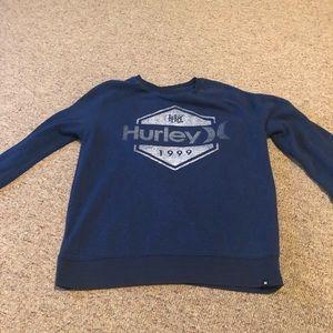 Hurley Shirts - Hurley sweatshirt